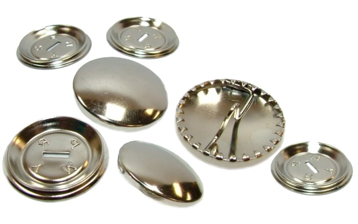 Zips - Buttons & Fasteners