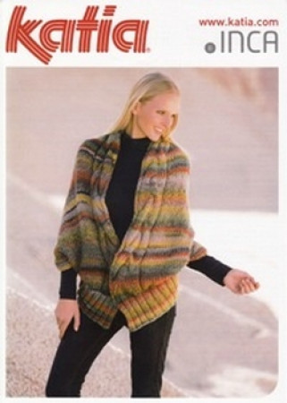 Knitting Crochet Patterns Accessories Katia Ladies Oversized
