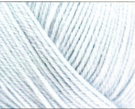 Rico Baby Cotton Soft Double Knitting - Arctic Blue 016