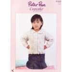 Wendy - Peter Pan Cupcake Cardigans With Lace Edgings - P1039