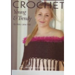 Leisure Arts - Crochet- Young & Trendy Book - 6 Designs By Mary Jane Hall 364226