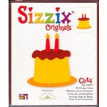 ProvoCraft - Sizzix - Die - Birthday Cake