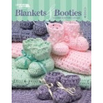 Leisure Arts - Blankets and Booties by Mary Ann Sipes Book 2