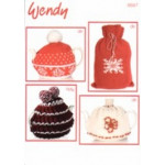 Wendy Tea Cosy and Water Bottle Cover 4Ply DK Pattern 5597