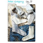 UKHKA Peter Gregory 4 Ply Sock Pattern 905