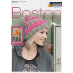 Boston - Boston Style - Woman's Cap and leg warmers Pattern