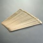 Bamboo 2.5mm Knitting Needle 33cm