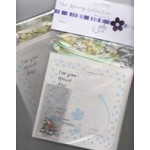 The Spring Collection - Creative Frames Card Kit - Blue/Green
