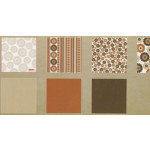 12 x12 Scrapbook Paper - 7 Pack - Selection - Heritage