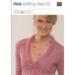 Rico Knitting Idea Pattern Booklet 02