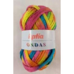Katia Ondas 100g Ball Funfair 174