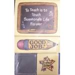 PSX - Wooden Stamp Set - Teacher