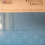 The Paper Company - Decorative Paper Pack - Aegean Sea