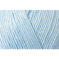 Rico Essentials Cotton Double Knitting - Light Blue 27