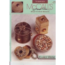 McCall's Creates - Bejeweled Boxes