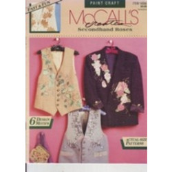 McCall's Creates - Secondhand Roses