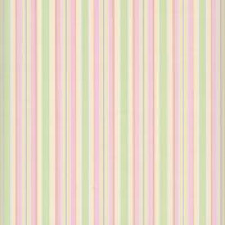 ColorBok - 12 x12 scrapbook paper - Wide Ticking Stripe