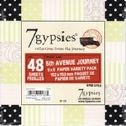 7gypsies - paper variety pack - 5th avenue journey