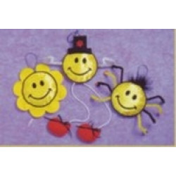 Twilleys Creative Craft Cases - Smiley Sewing