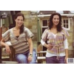 """Mirage DK Sweater and Top Pattern 3060 - 81-112 cm (32"""" - 44"""")"""
