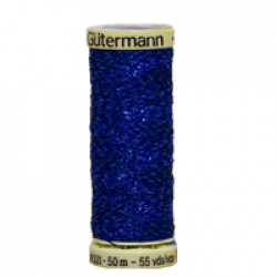 Gutermann Sew-all Sewing thread 50m - 315 Royal Blue