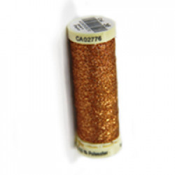 Gutermann Metallic Effect Thread 50m - 36 Copper