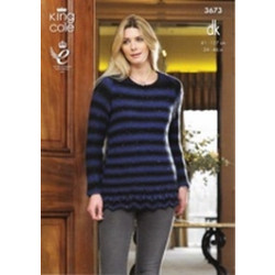 Double Knit - Hoodie and Sweater 3673