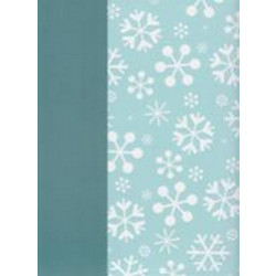 "American Crafts - Blizzard - 12"" x 12"" Double-sided Paper"