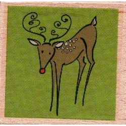 Dovecraft-oogaloo - Red-Nosed Reindeer