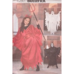 Butterick Pattern - Child's Costume (sizes 4-14) - 6297