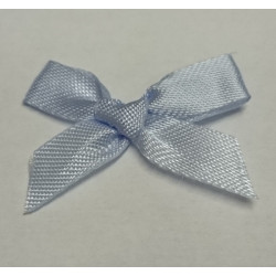 Pre-Made Bows - Scatter Bows - 6mm Sky Blue (Pack of 4)