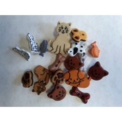 LeCreaDesign - Button Fantasy - Pets