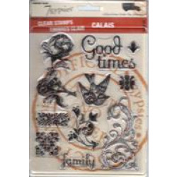 7 Gypsies - Clear Stamps - Calais