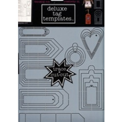 Delux Designs - Tag Templates - 2-T
