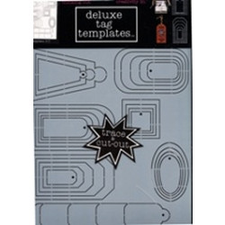 Delux Designs - Tag Templates - 3-T