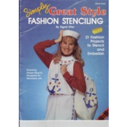 Simply Great Style - Fashion Stenciling