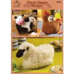 King Cole Farm House Tea Cosies 9003