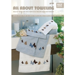 Rico Design - All About Toweling Chart Booklet 109