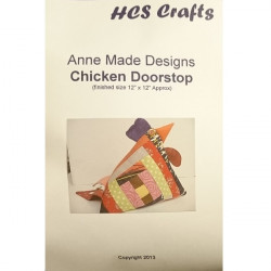 Make Your Own - Chicken Door Stop Kit