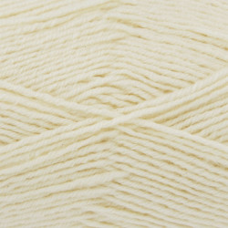 King Cole - Authentic DK 100g - Ivory 1260