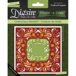 Die'sire - Create-A-Card Christmas Collection - Christmas Present