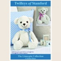 The Linnypin Collection - Crochet Bear