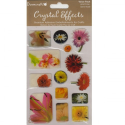 Dovecraft - Crystal Effects - Photo Flowers