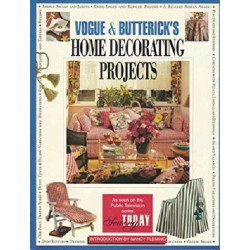 Vogue & Butterick's Home Decorating Projects