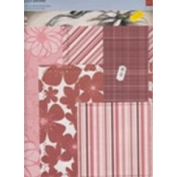 Chatter Box-Paper Patches Pink