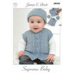 KNITTING PATTERN Girls//Baby Horse Jumper Jacket Hat /& Blanket DK King Cole 3918