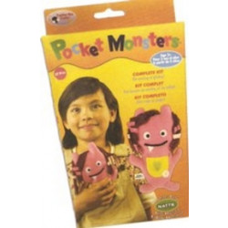 Pocket Monsters Childrens Craft Kits - Monster Baby