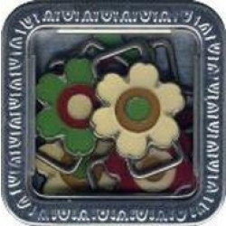 Maya Road - Peace Sunflower - Ribbon Slides