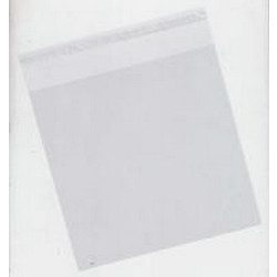 Polypropylene Card Bags 25 Pack - Fits 144 x 144mm Cards