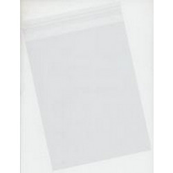 Polypropylene Card Bags 25 Pack - Fits 150 x 203mm Cards